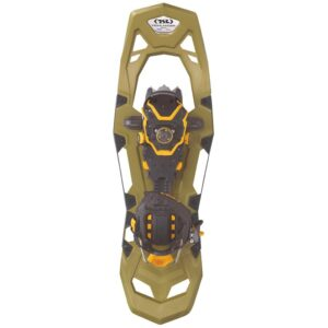 TSL Highlander Adjust Snowshoes // Learn how to snowshoe with our snowshoeing 101 guide. Read tips on how to find trails, buy snowshoeing gear, and other important safety tips.