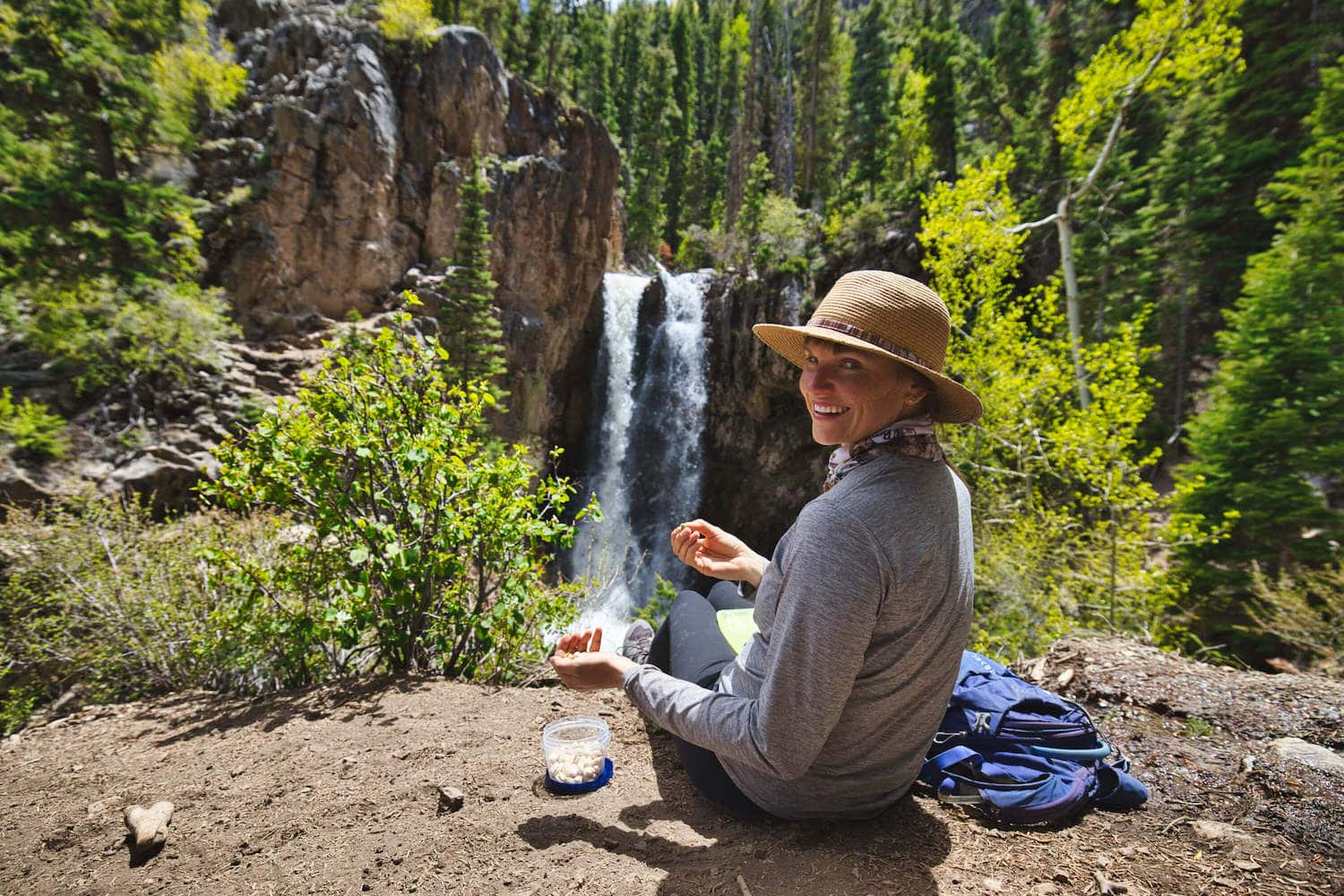Worried about getting enough protein as a vegan hiker? Read on! Get tips for plant-based hiking and learn how to stay energized on the trail.