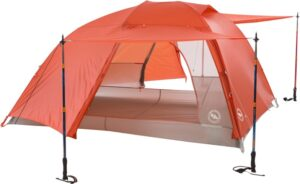 Big Agness Copper Spur UL3 // One of the best lightweight freestanding 3-person tents for backpacking