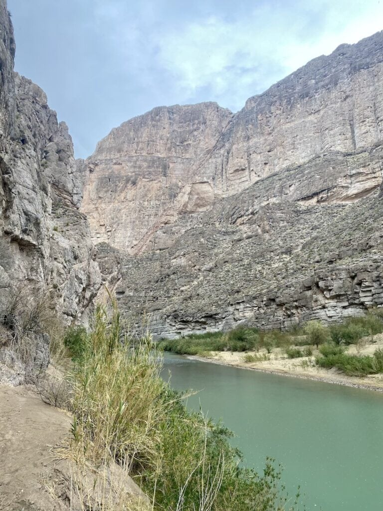 Boquillas Canyon in Big Bend National Park - this guide includes the best Big Bend National Park hikes