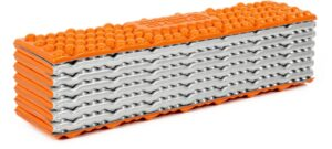 NEMO Switchback Foam Sleeping Pad // Discover the best sleeping pads for backpacking in 2021 that are lightweight, warm, comfortable, and durable enough for multi-day treks.