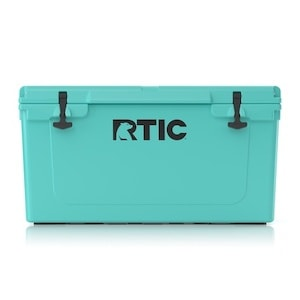 RTIC QT 45 // A cooler is a camp kitchen essential for road trips or van life