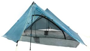 Zpacks Duplex Tent // One of the best ultra lightweight 2-person tents for backpacking