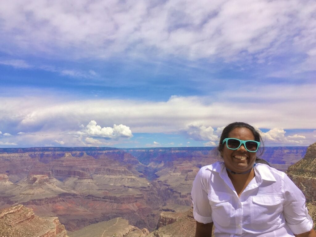 Grand Canyon // This article provides tips for making the outdoors inclusive for all