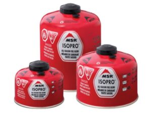 MSR canister fuel
