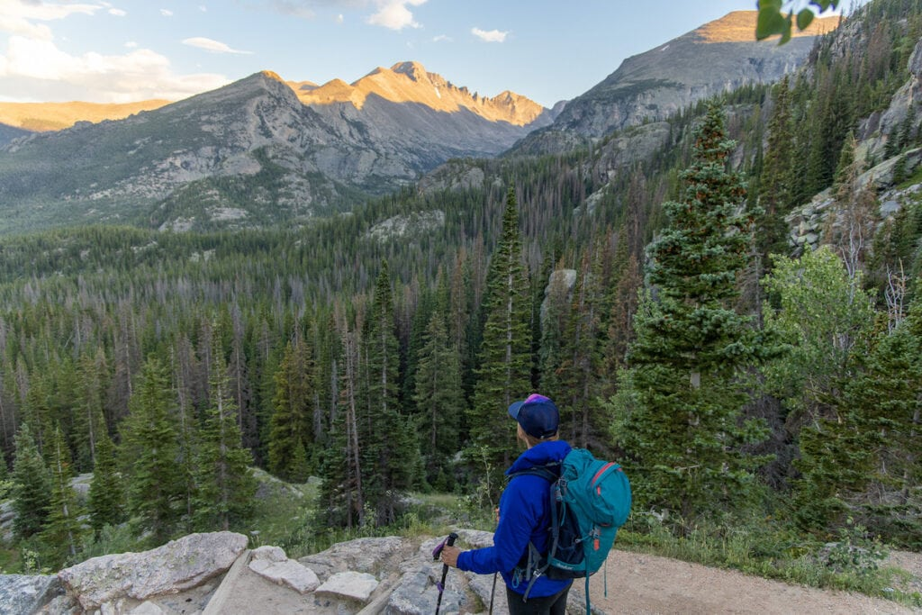 hiking in Colorado // REI's return policy is one of the best in the industry