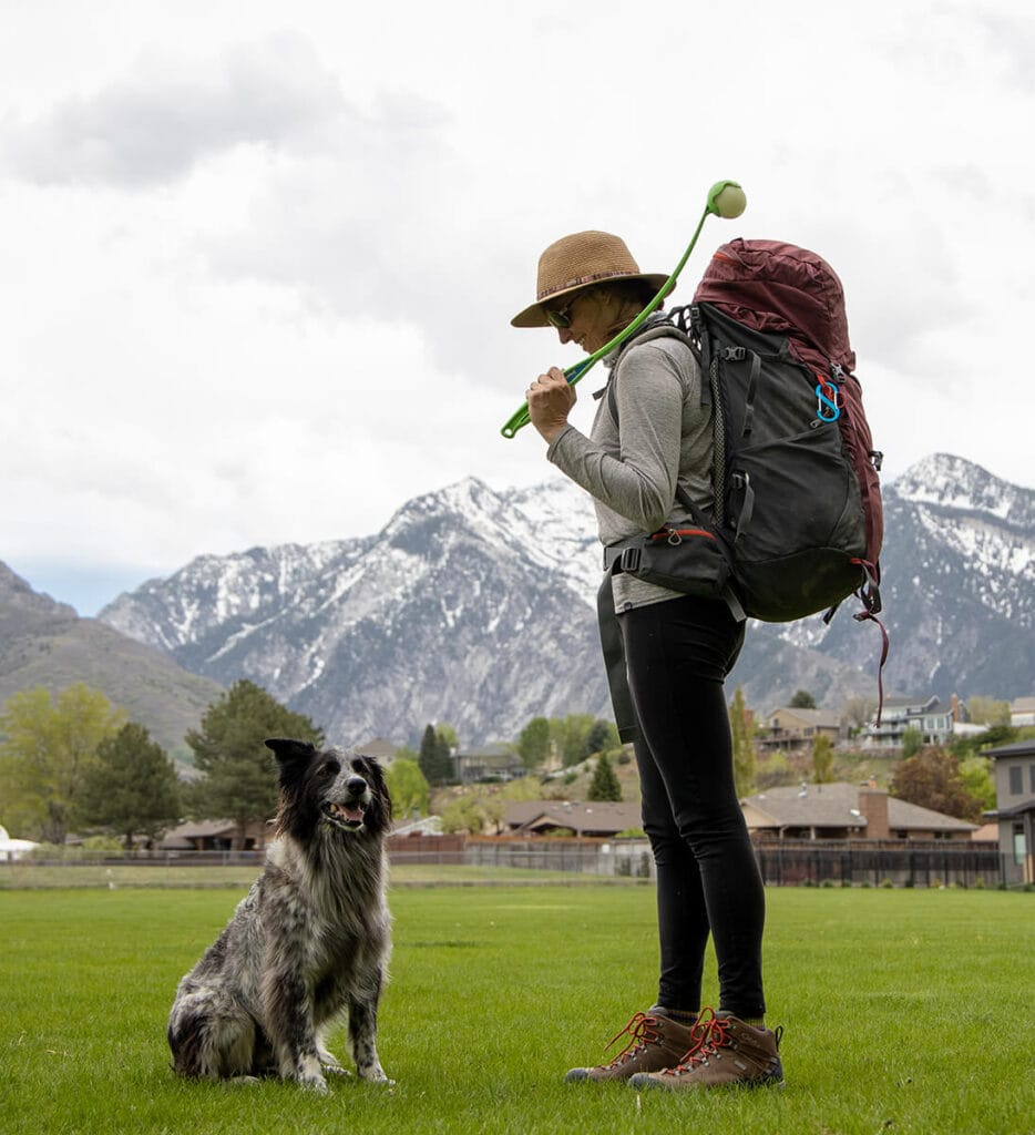 Backpacking gear testing / Learn how to plan a backpacking trip! From how to pick a trail to what gear to pack, this guide covers all the important planning steps.
