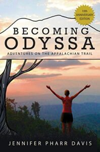 Becoming Odyssa // A list of the best adventure & inspirational books about the outdoors for anyone who wants a little more adventure in their everyday life.
