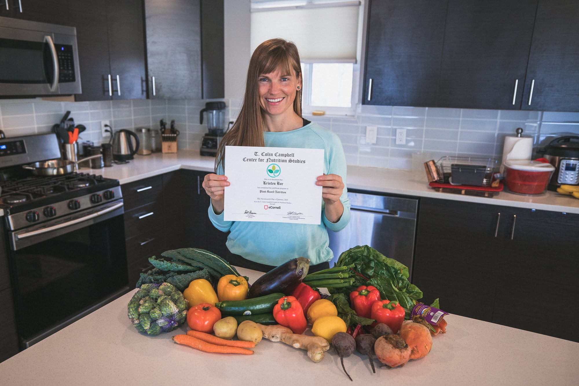 How to transition to a plant based diet