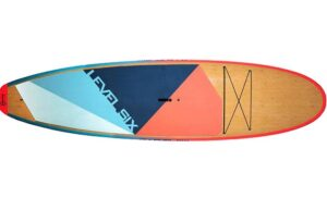 Level 6 Ten-Seven Powershell ABS Stand-Up Paddleboard Package // solid paddle board for beginners
