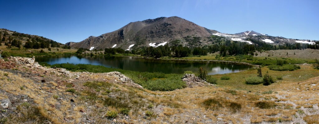 Mono Pass // Looking for the best hikes in Yosemite National Park? We've got you covered with detailed trail guides for the park, including a map.