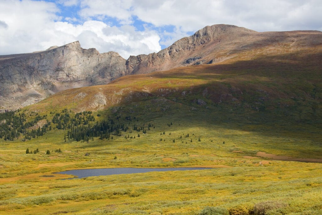 Mount Bierstadt // beginner 14ers in Colorado