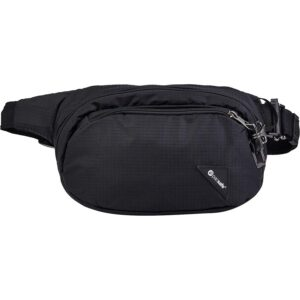 Pacsafe Vibe 100 4L Hip Pack / One of the best travel fanny packs on our list