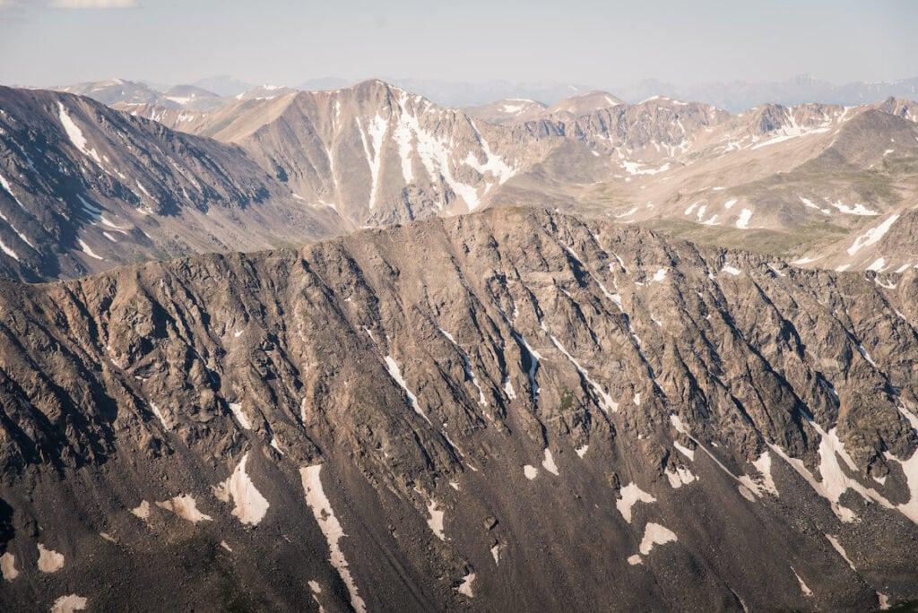 Quandary Peak // easy Colorado 14er