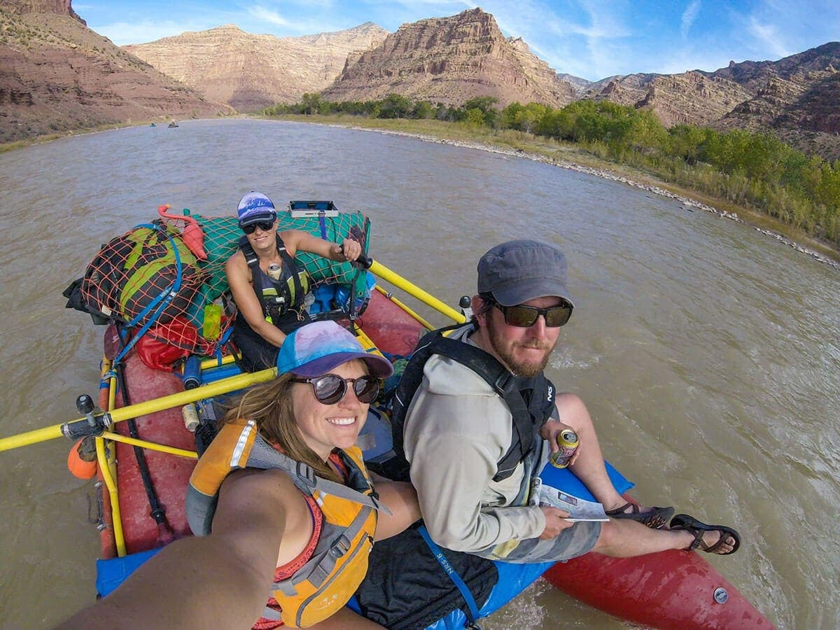 6 Easy Overnight River Rafting Trips in the Western US