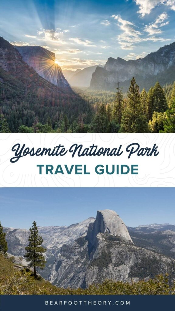 Discover the best things to do in Yosemite National Park including camping, hiking, biking, rafting, and tips for your visit.