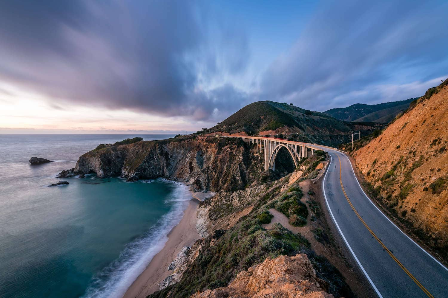 See the best California road trips stops for outdoor adventure including California's National Parks, monuments, coastal towns, and more.