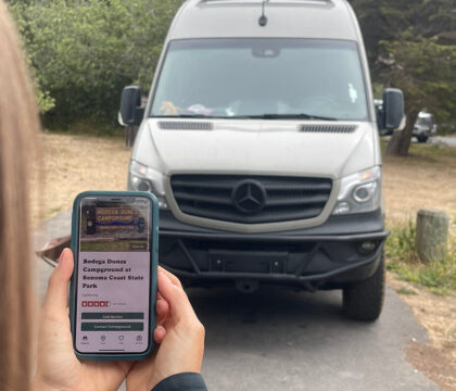 The Dyrt Pro is the #1 camping app with over 45,000 reviewed campgrounds to help you plan and book your next trip. See our full review here.