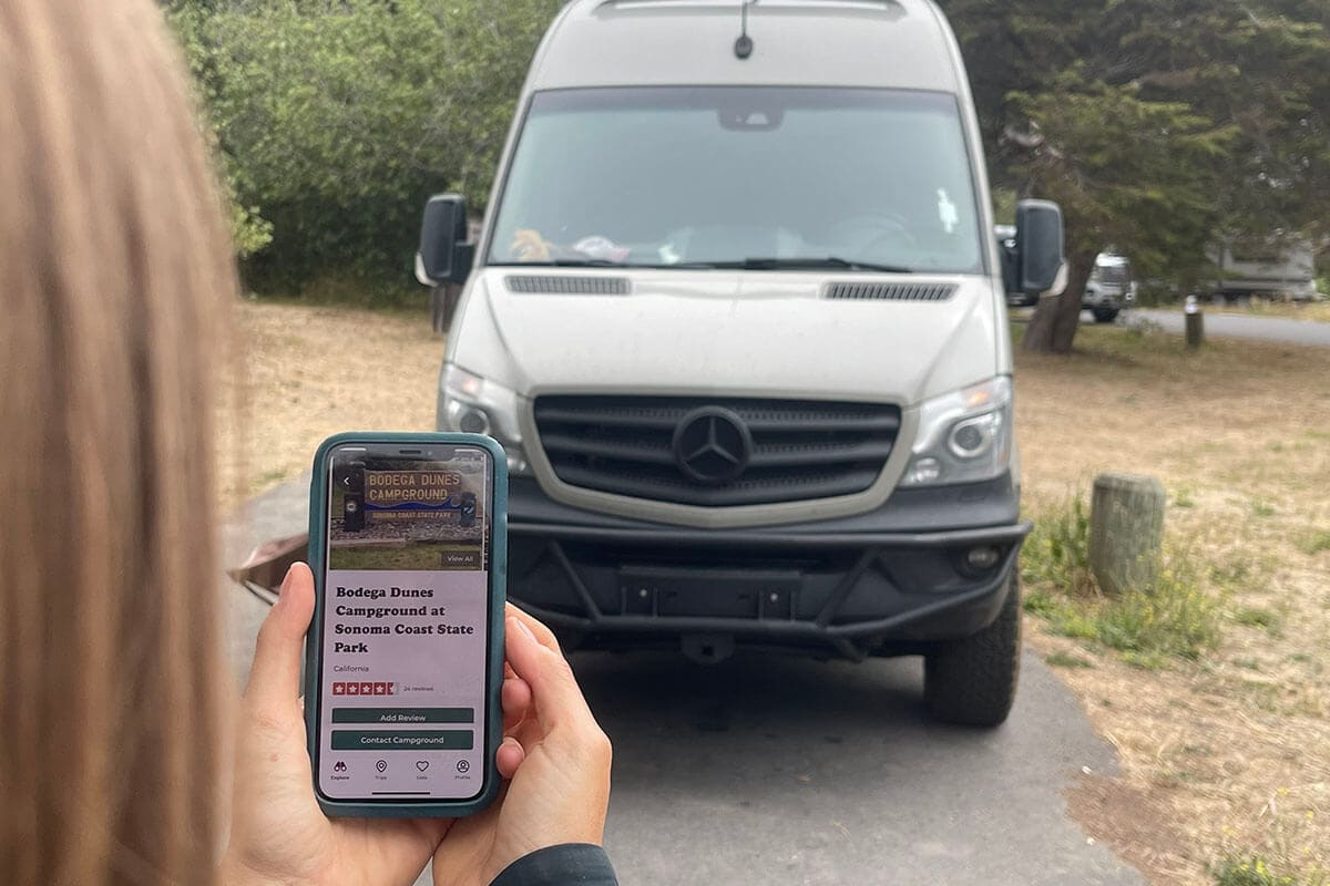 The Dyrt Pro Review: Easy Campground Finder App