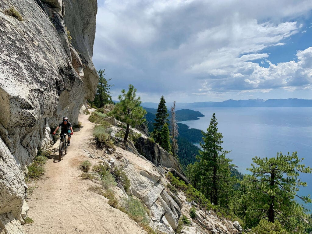 Lake Tahoe // The best California road trips stops for outdoor adventure including California's National Parks, monuments, coastal towns, and more.