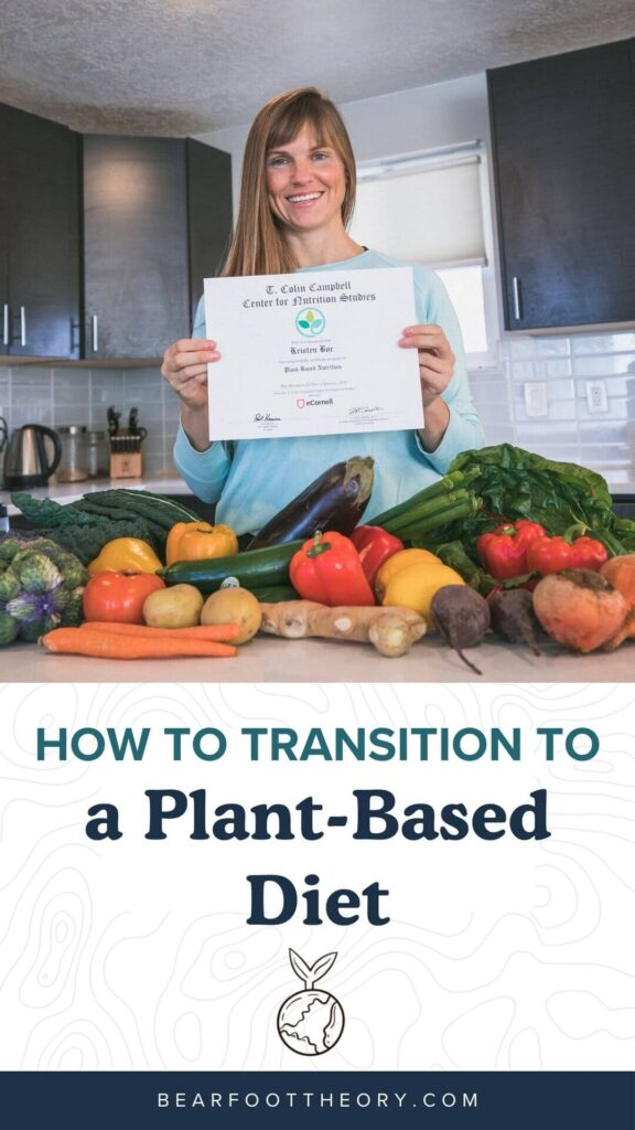 These tips on how to transition to a plant based diet will help you start eating and feeling healthier and reduce your impact on the planet.