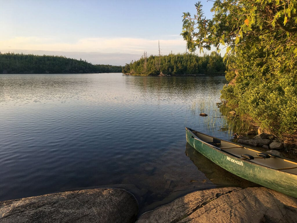 Start planning your Minnesota Boundary Waters canoe trip with this complete guide including BWCA entry points, Boundary Water camping, & more