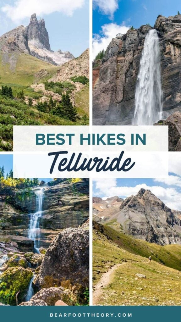 Learn about 7 of the best Telluride hikes for day hikers, including distance, elevation gain, and directions to the trailheads.
