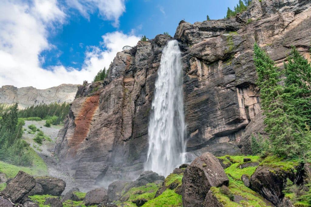 Bridalveil Falls, Colorado