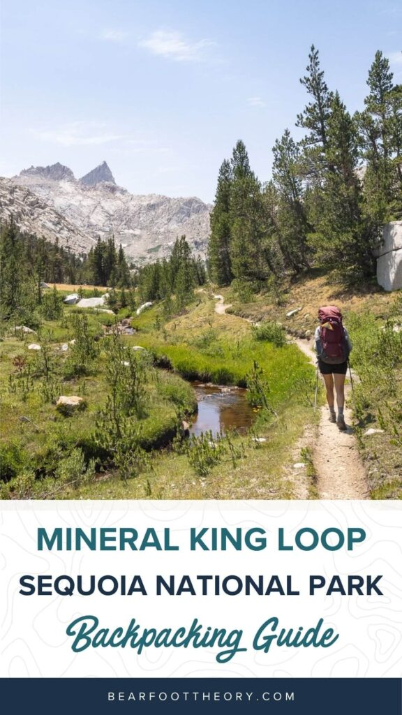 A complete guide to backpacking the Mineral King loop in Sequoia National Park including permits, camping, gear, a trip report, and more.