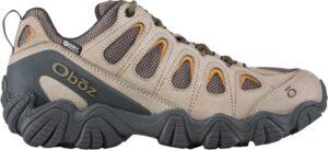 Oboz Sawtooth mens hiking shoes