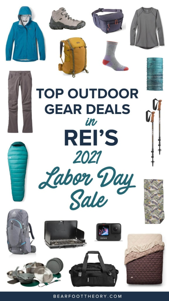 Check out the best deals on our favorite outdoor gear and clothing and save big during the REI Labor Day Sale with discounts up to 30% off!