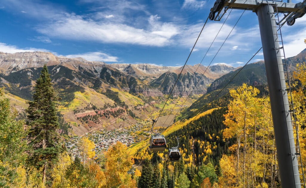See Forever Trail // Learn about 7 of the best Telluride hikes including distance, elevation gain, and directions to the trailheads.