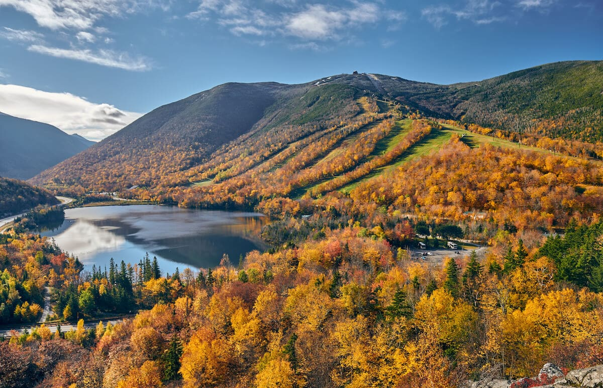 8 Best New Hampshire Hikes for Fall Foliage