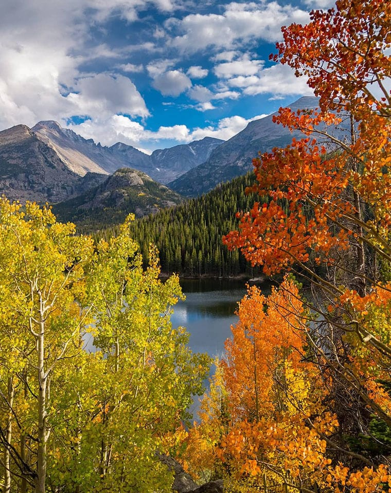 Fall National Parks