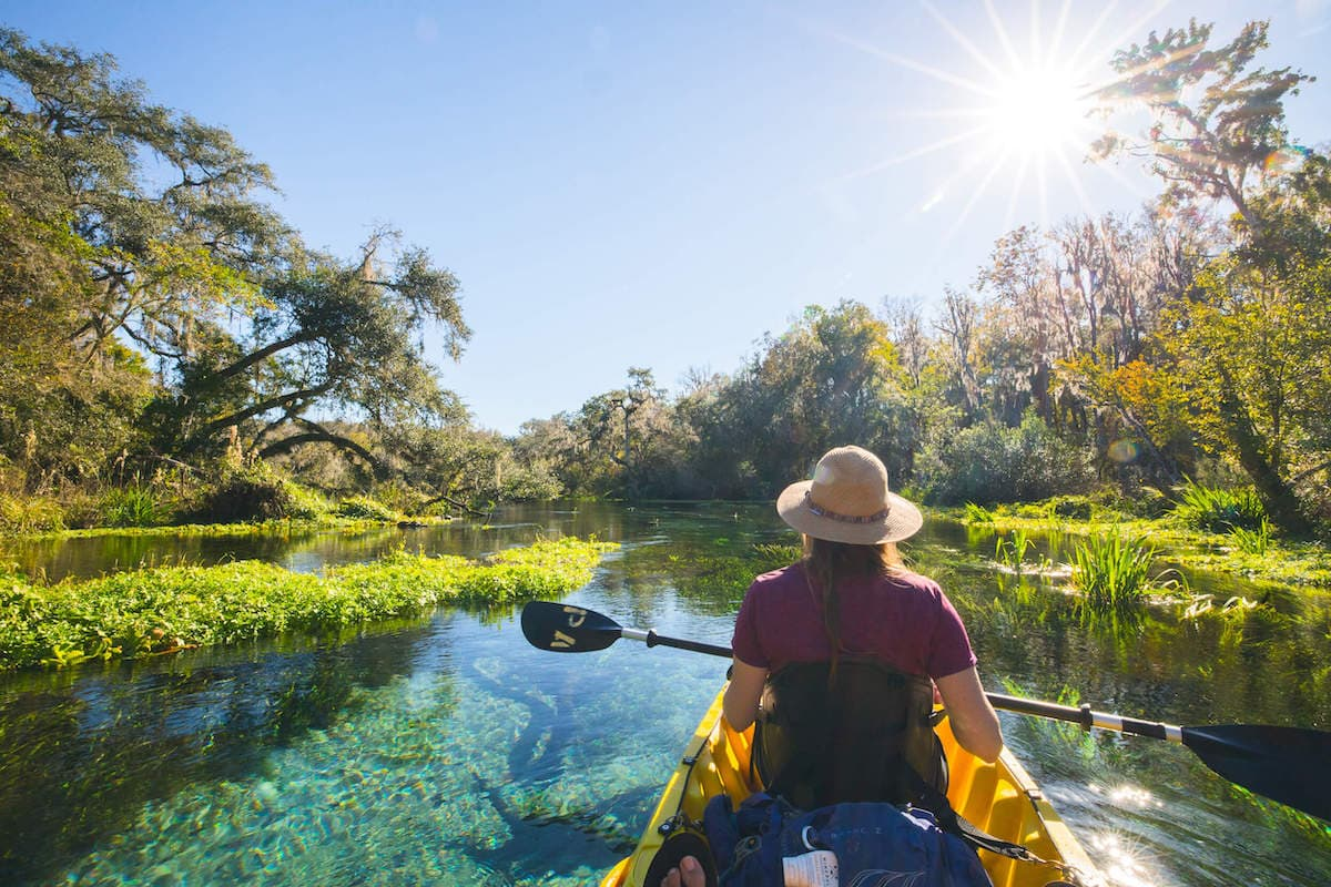 Kayak Camping: Tips for Planning, Packing, & Gear