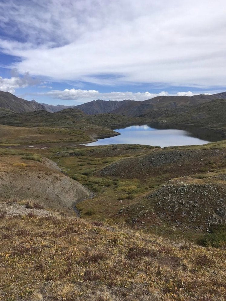 Highland Mary Lakes, Colorado / Learn about the best fall hikes in Southwest Colorado near Durango, Telluride, and Great Sand Dunes National Park with trail stats and more.