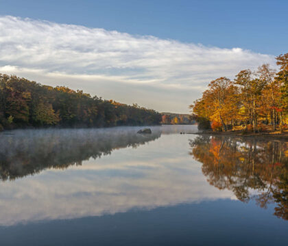 Discover the best things to do in Harriman State Park in New York including hiking 200 miles of trails, camping, boating, and more.
